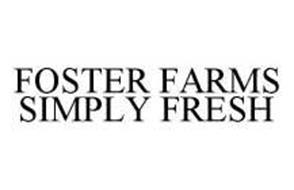 FOSTER FARMS SIMPLY FRESH
