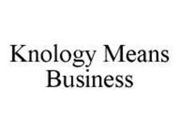 KNOLOGY MEANS BUSINESS