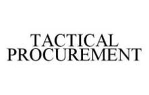TACTICAL PROCUREMENT