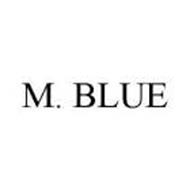 M. BLUE