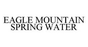EAGLE MOUNTAIN SPRING WATER
