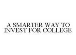 A SMARTER WAY TO INVEST FOR COLLEGE