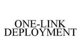 ONE-LINK DEPLOYMENT