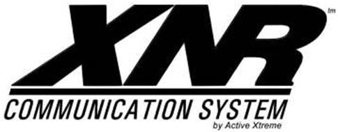 XNR COMMUNICATION SYSTEM BY ACTIVE XTREME