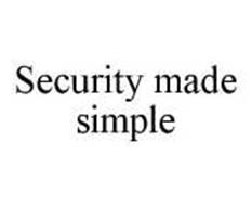 SECURITY MADE SIMPLE