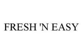 FRESH 'N EASY
