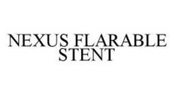 NEXUS FLARABLE STENT