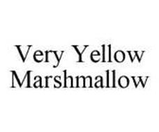 VERY YELLOW MARSHMALLOW