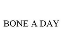 BONE A DAY