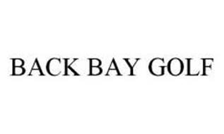 BACK BAY GOLF