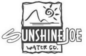 SUNSHINE JOE WATER CO