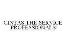 CINTAS THE SERVICE PROFESSIONALS