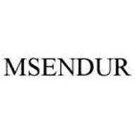 MSENDUR