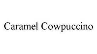 CARAMEL COWPUCCINO