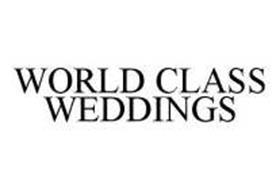 WORLD CLASS WEDDINGS