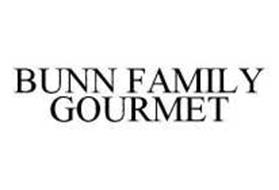 BUNN FAMILY GOURMET