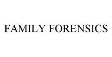 FAMILY FORENSICS