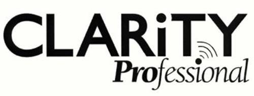 CLARITY PROFESSIONAL