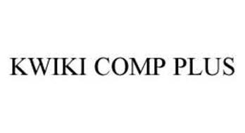 KWIKI COMP PLUS