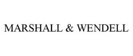 MARSHALL & WENDELL