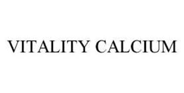 VITALITY CALCIUM