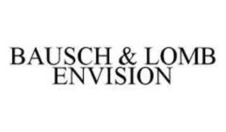 BAUSCH & LOMB ENVISION