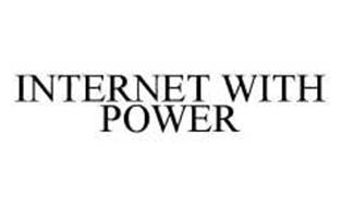 INTERNET WITH POWER