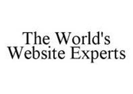 THE WORLD'S WEBSITE EXPERTS