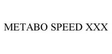 METABO SPEED XXX