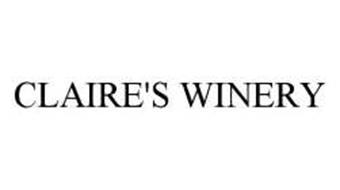 CLAIRE'S WINERY