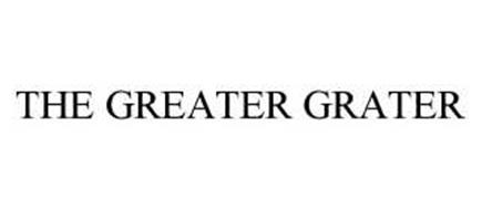 THE GREATER GRATER