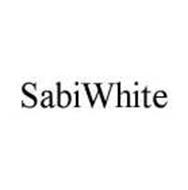 SABIWHITE
