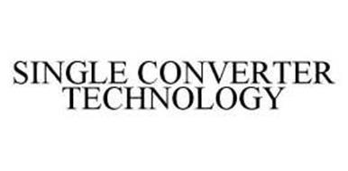 SINGLE CONVERTER TECHNOLOGY