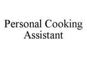 PERSONAL COOKING ASSISTANT
