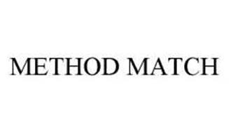 METHOD MATCH