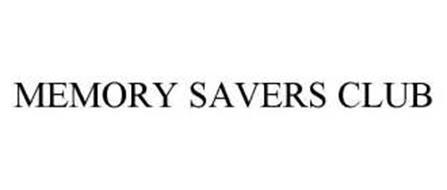 MEMORY SAVERS CLUB