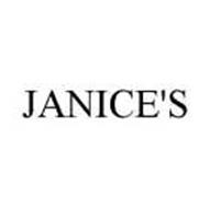 JANICE'S
