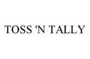 TOSS 'N TALLY