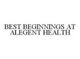 BEST BEGINNINGS AT ALEGENT HEALTH