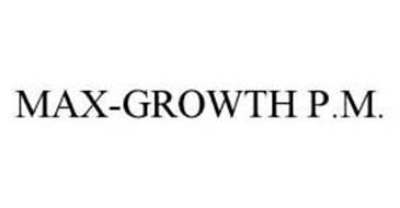 MAX-GROWTH P.M.