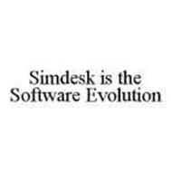 SIMDESK IS THE SOFTWARE EVOLUTION
