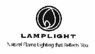 LAMPLIGHT NATURAL FLAME LIGHTING THAT REFLECTS YOU