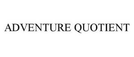 ADVENTURE QUOTIENT