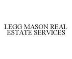 LEGG MASON REAL ESTATE SERVICES