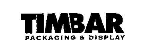 TIMBAR PACKAGING & DISPLAY
