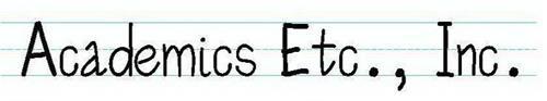 ACADEMICS ETC., INC.