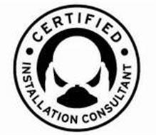 CERTIFIED INSTALLATION CONSULTANT