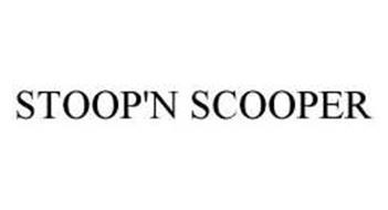 STOOP'N SCOOPER