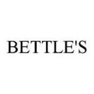 BETTLE'S