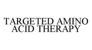 TARGETED AMINO ACID THERAPY